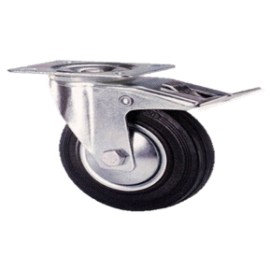 Swivel + Brake Wheel